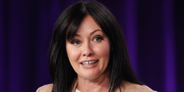 Shannen Doherty revealed her breast cancer returned in February.