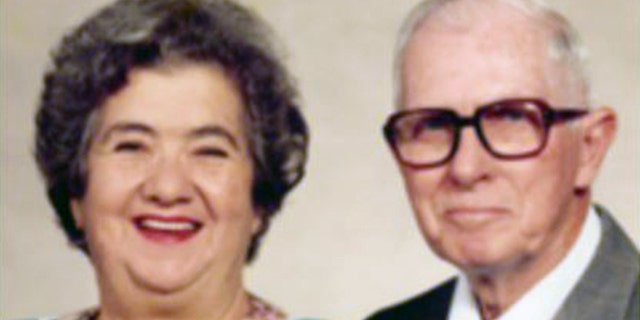 Waynesboro, Ga. couple Frances and Herbert DeLaigle were married for 71 years before they died on the same day, exactly 12 hours apart.