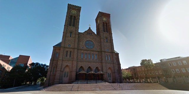 The St. Thomas Church in Providence, R.I. (Google Maps)