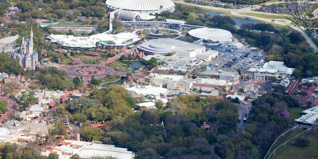 One of the men said he last saw his gun at theMagic Kingdom parking lot, although he admitted it may have fallen from his car when he was unloading his children.