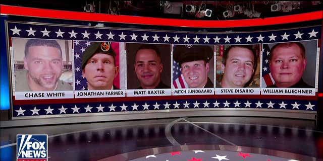 The $2 million raised has enabled the foundation to pay off the mortgages of six first responders who lost their lives protecting the American people.