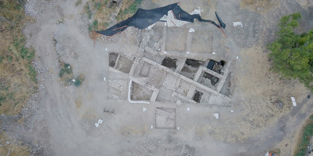 The archaeologists believe that el-Araj is the site of the ancient Jewish fishing village of Bethsaida, which later became the Roman city of Julias. (Zachary Wong)