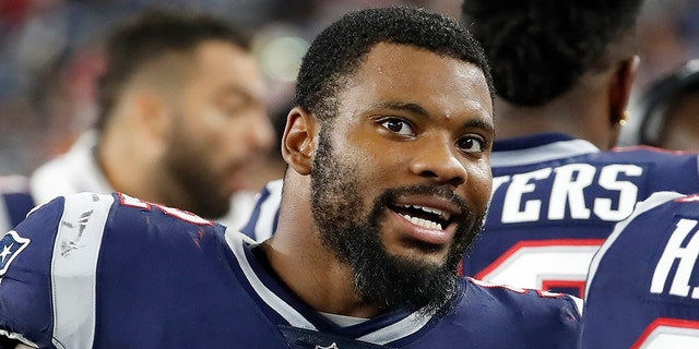New England Patriots linebacker Elandon Roberts says he was harassed during a traffic stop in Texas
