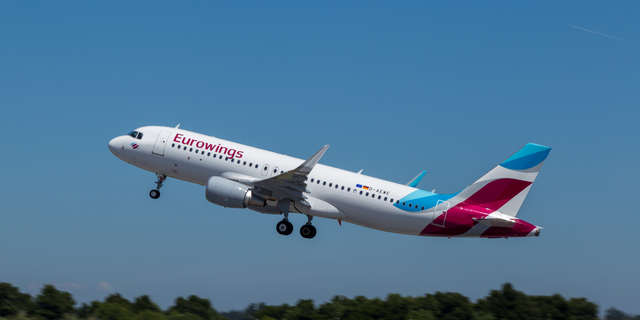 "Eurowings said in a statement that he somehow ""mistakenly received a boarding pass for the [Eurowings] flight"" rather than the scheduled Scandinavian Airlines flight he was scheduled to board."