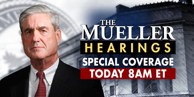 Westlake Legal Group FS_PROMO_THE_MUELLER_HEARINGS_SPECIAL_COVERAGE_today_8AM Mueller on the hot seat as Dems and GOP seek info on Trump investigation in marathon hearings fox-news/columns/fox-news-first fox news fnc/us fnc article 1ec53f98-5ae4-515f-b7c4-3c2cc4746b2a