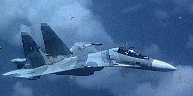 "​The Venezuela SU-30 Flanker that ""aggressively shadowed"" a U.S. Navy EP-3 aircraft endangers and jeopardized the mission, according to U.S. military officials."