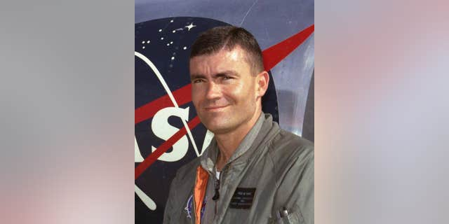 Apollo 13 astronaut Fred Haise.