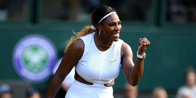 Williams scored a win against Italy's Giulia Gatto-Monticone on Day 2 of the Wimbledon Tennis Championships on Tuesday.