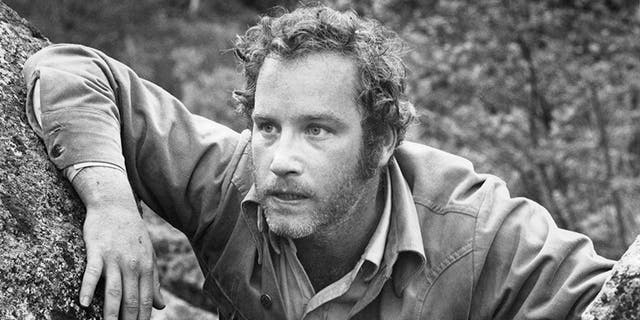 Richard Dreyfuss in a scene from 'Close Encounters Of The Third Kind', 1977. (Photo by Columbia Pictures/Getty Images)