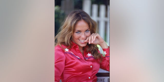 Catherine Bach said she will always be grateful for her fans. (Photo by Fotos International/Getty Images)