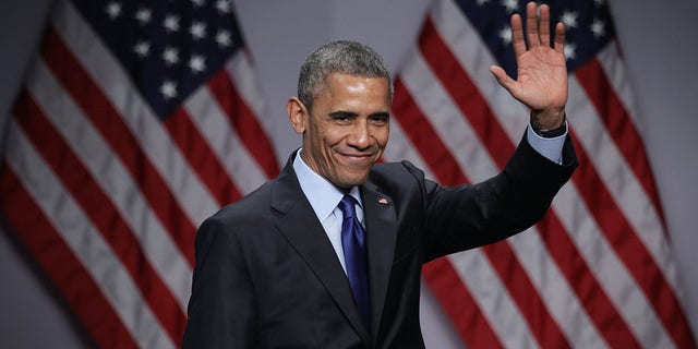 Former President Barack Obama. (Getty Images)