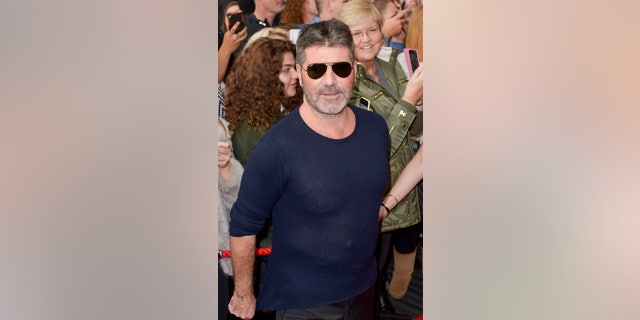 Simon Cowell in June 2016 in Manchester, England.