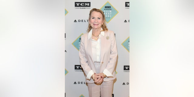 Juliet Mills before the screening of 'Tunes of Glory' at TCM Classic Film Festival on April 29, 2018, in Hollywood, Calif. (Photo by Charley Gallay/Getty Images for TCM)