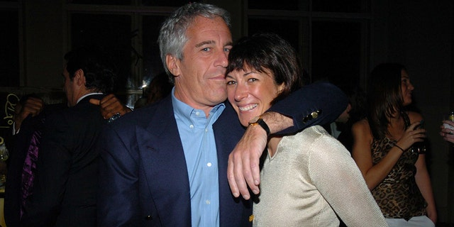 Jeffrey Epstein and Ghislaine Maxwell  (Photo by Joe Schildhorn/Patrick McMullan via Getty Images)