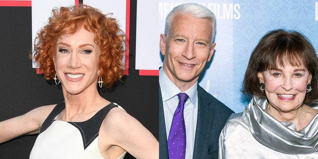 Westlake Legal Group GriffinCooperVanderbilt1 Kathy Griffin says she may have known Gloria Vanderbilt better than ex-pal Anderson Cooper Tyler McCarthy fox-news/person/kathy-griffin fox news fnc/entertainment fnc ea410289-84ac-5005-8f47-46d9c017dda2 article