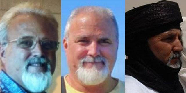 Jeffrey Woodke went missing near the Niger-Mali border in October 2016
