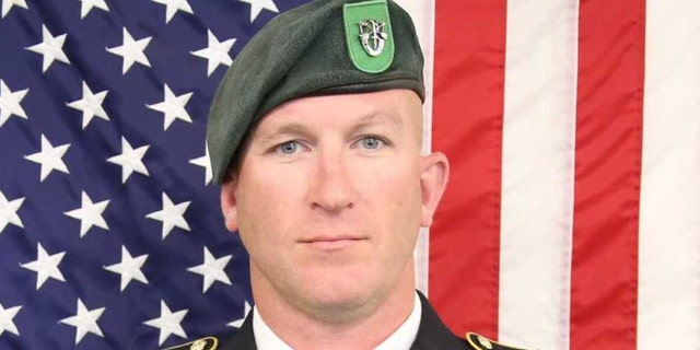 "Green Beret James ""Ryan"" Sartor, 40 was on his seventh tour of combat when he was killed in action in Afghanistan on Saturday"