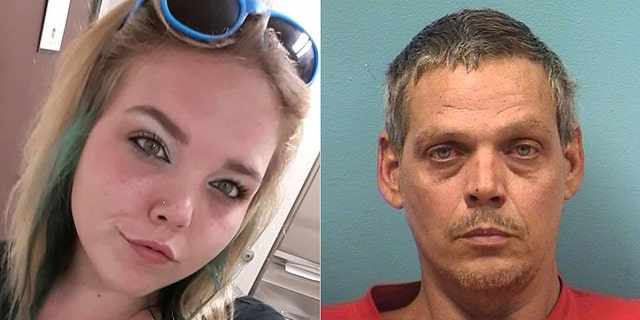 John Newport allegedly set his mobile home on fire after he and his daughter, Jamey, fought about her plans to move out, prosecutors said.