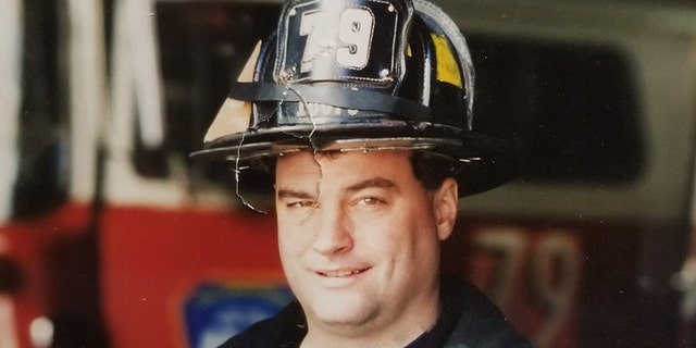 Kevin Nolan, 58, passed away this week from a 9/11-related illness. (UFA NYC Firefighters)