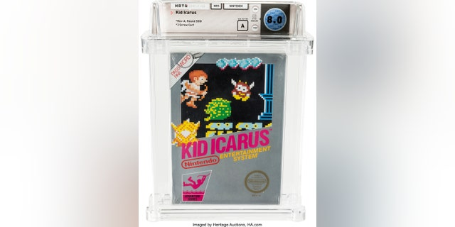Westlake Legal Group KidIcarus2 Unopened 1987 Nintendo video game found in attic, expected to sell for $10G fox-news/tech/topics/video-games fox news fnc/tech fnc article 0729278b-5d3c-593b-93e1-6ac74bb354fc