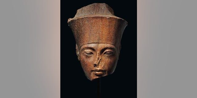 Westlake Legal Group KingTutChristies King Tut bust that Egypt claims was 'stolen' sells for $6 million James Rogers fox-news/science/archaeology/history fox-news/science/archaeology/culture fox-news/science/archaeology/ancient-egypt fox-news/columns/digging-history fox news fnc/science fnc article 99804c00-21e7-59b5-a3db-896795612b80