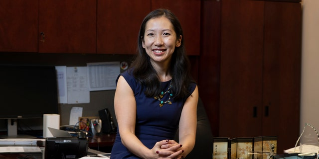 BALTIMORE, MD OCTOBER 01: Dr. Leana Wen, is the new president of Planned Parenthood. She is photographed at the Baltimore City Health Department on Monday, October 01, 2018 in Baltimore, Maryland. (Photo by Marvin Joseph/The Washington Post via Getty Images)