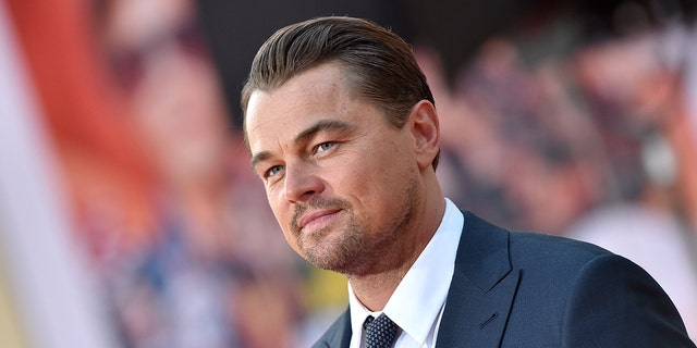 """Leonardo DiCaprio attends Sony Pictures' """"Once Upon a Time ... in Hollywood"""" Los Angeles Premiere on July 22, 2019 in Hollywood, California."""