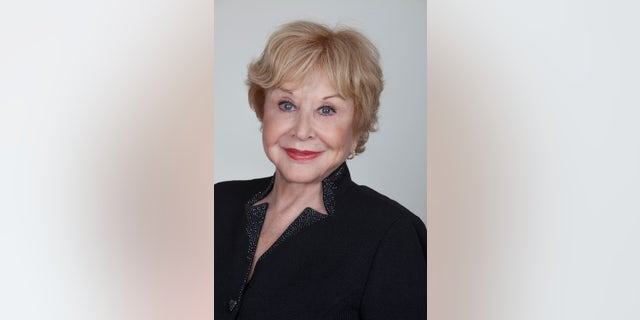 Michael Learned today. — Bill Dow