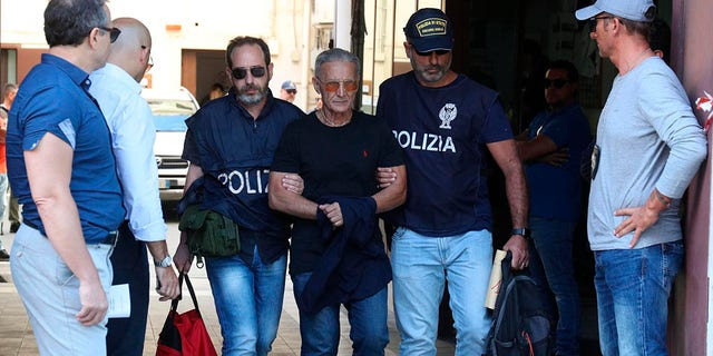 Sicilian Mafia raids reveal links to USA mob