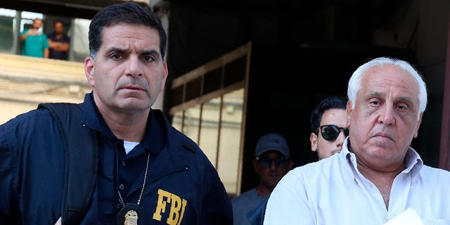 Italian police and FBI raid Mafia in Sicily with ties to ...
