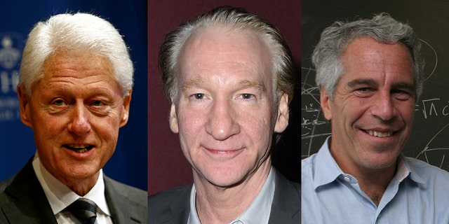 Bill Maher tweeted about former President Bill Clinton being aware of Jeffrey Epstein's alleged sex crimes back in 2015.