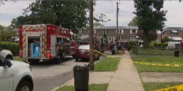 Two workers in Pennsylvaniahave died after they werepulled out of a manhole on Thursday afternoon, according to reports.