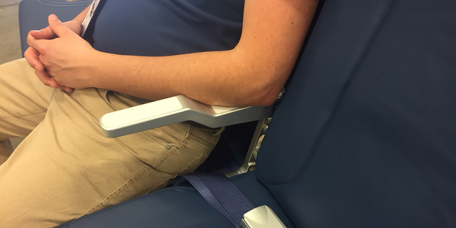 The dreaded middle seat may become the coveted seat on planes