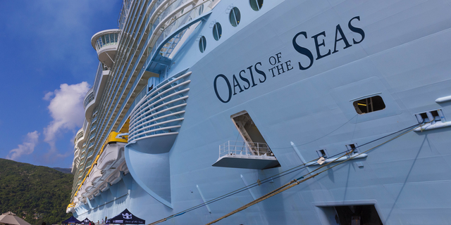 The victim alleges the 2015 incident took place in view of Royal Caribbean employees and security cameras.