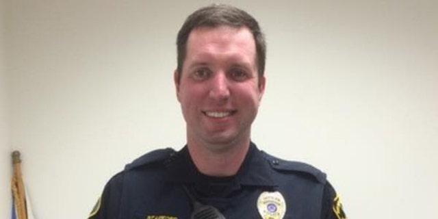 "Officer Cullen Stafford was struck ""multiple times"" during a shootout Wednesday. He was a 9-year veteran with the Birmingham Police Department. He joined the force on July 18, 2011."