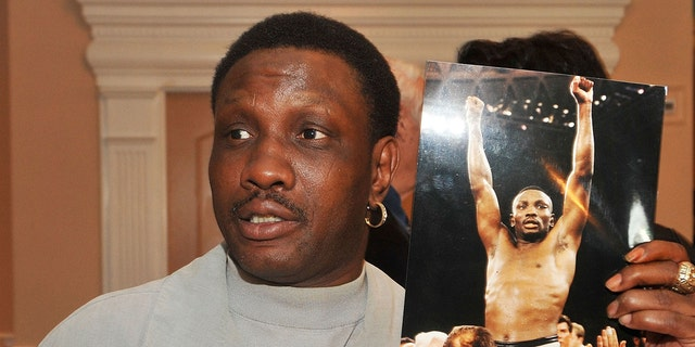 Boxing great Pernell 'Sweet Pea' Whitaker dies after being