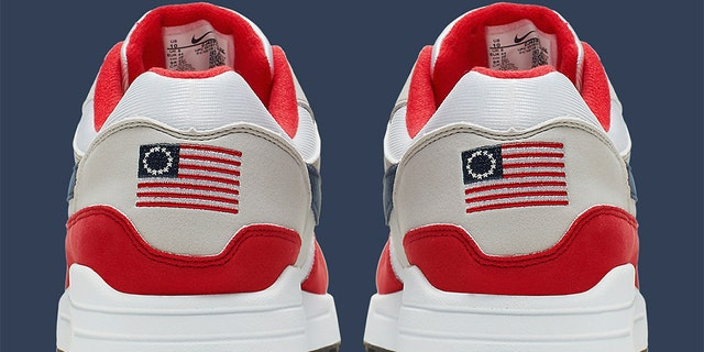 Nike pulls USA flag-themed shoe after Kaepernick objection