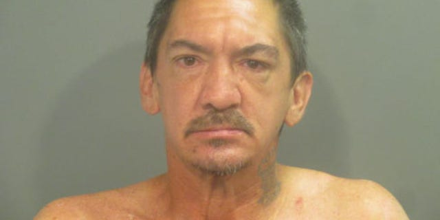 Roger Bridendolph is indicted of assaulting a male with a box of pizza bagels and afterwards slapping a lady in a Wendy's.