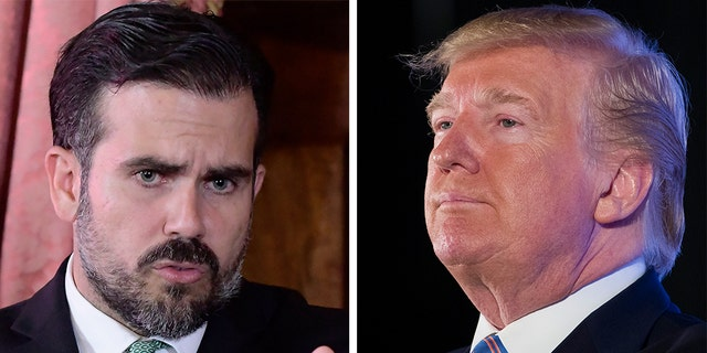 Governor Rosselló wants a chat with President Trump