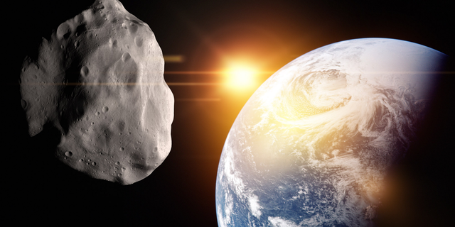 A large asteroid will fly past Earth on December 26.