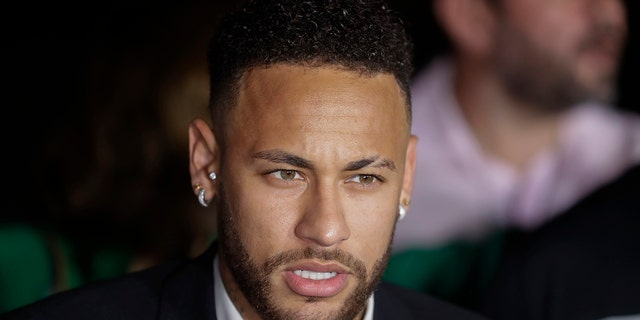 Brazilian police said on Monday, July 29, 2019 they have finished the investigation of the rape accusation against soccer star Neymar but its conclusion will only be made public on Tuesday. (AP Photo/Andre Penner, File)