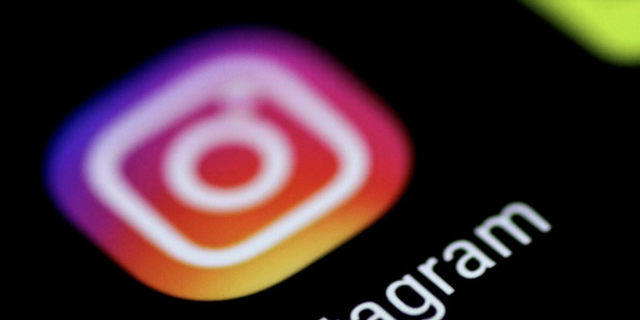 The Instagram focus is seen on a phone shade Aug 3, 2017.