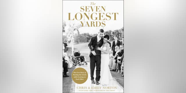 Westlake Legal Group Seven-Longest-Yards-book-cover Chris and Emily Norton: Famous for defying the odds, here's what it was like for us to become foster parents fox-news/opinion fox-news/lifestyle/parenting fox-news/lifestyle fox news fnc/opinion fnc Chris and Emily Norton article 2f69a6fc-7a6b-5ec2-9710-03ce510e1c57