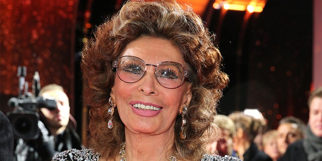 Sophia Loren Returning To Silver Screen For First Film In A Decade Report Says Fox News