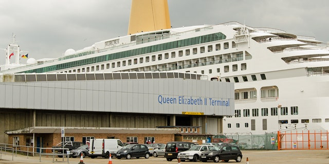 Police arrested two individuals at the Southampton cruise terminal following a brawl on a P&O ship.