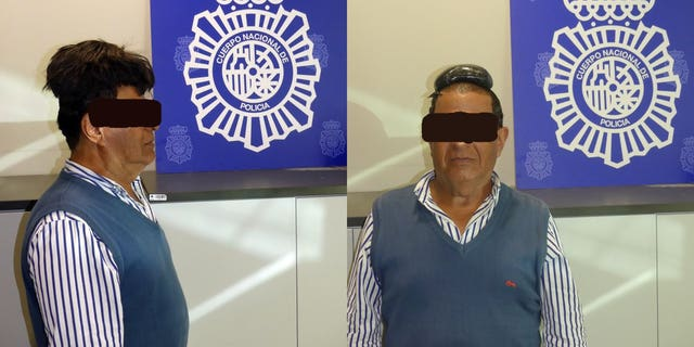 A 65-year-old Colombian man was busted for trying to smuggle a pound of cocaine under his wig in Barcelona, Spain.