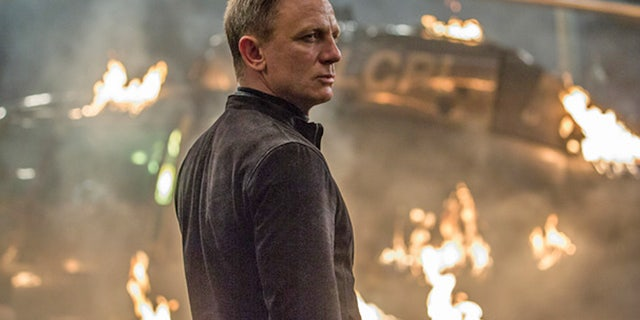 Daniel Craig's last 'James Bond' film was in danger of underperforming at the box office due to theater closures.