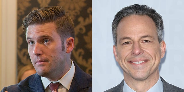 Infamous white nationalist Richard Spencer was given a platform by CNN's Jake Tapper.
