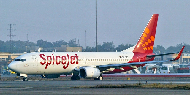 Westlake Legal Group SpiceJet-aircraft Indian airline technician killed after hydraulic door accidentally closed on him fox-news/world/world-regions/india fox-news/world/world-regions/asia fox-news/travel/general/airlines fox-news/travel Fox News Staff fox news fnc/world fnc article 981ba97e-6c15-5a04-a1ff-d3cad3a05519