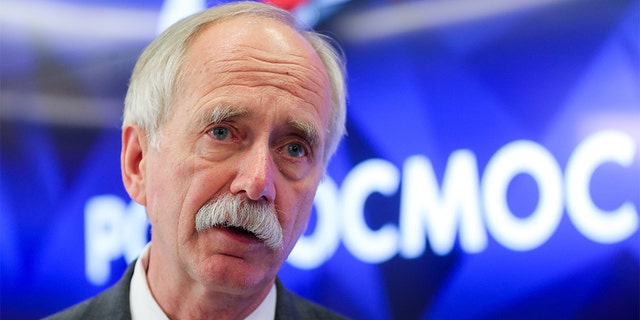 William Gerstenmaier, seen here in November 2018, has been replaced as associate administrator for human exploration at NASA.